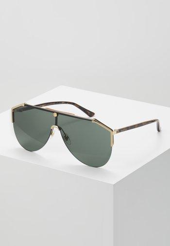 Sunglasses - gold-coloured/havana