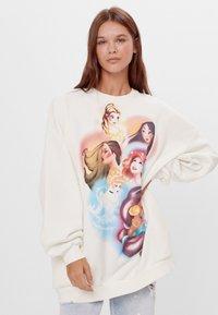 Bershka - Sweatshirt - white - 0