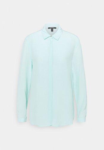 TOUCH ECO - Button-down blouse - mint