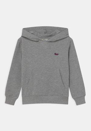 JIHEYA LOGO HOODY - Sweater - grey