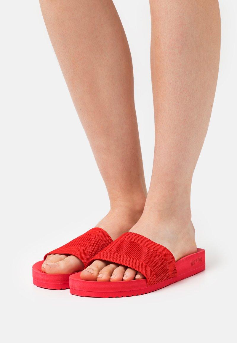 flip*flop - POOL  - Klapki - chinese red
