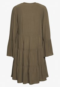 ONLY Petite - ONLNANCY ATHENA DRESS - Korte jurk - kalamata - 1
