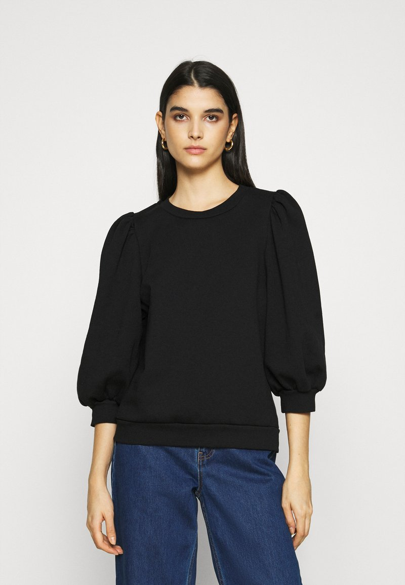 Gestuz - NANKITA - Sweatshirt - black