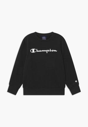 AMERICAN CLASSICS CREWNECK UNISEX - Sweatshirts - black
