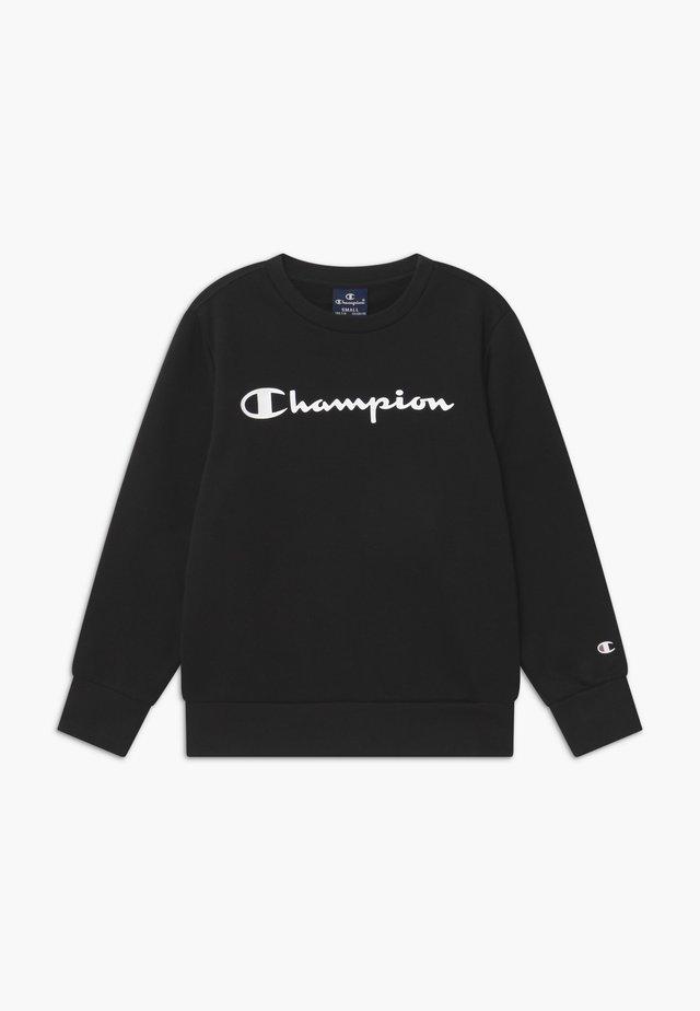 AMERICAN CLASSICS CREWNECK UNISEX - Sweatshirt - black
