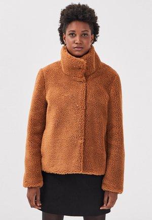 Winter jacket - marron