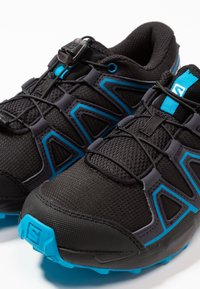 Salomon - SPEEDCROSS - Zapatillas de senderismo - black/graphite/hawaiian - 6