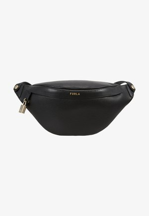 FURLA PIPER S BELT BAG - Bæltetasker - nero