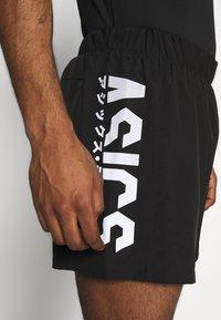 ASICS - KATAKANA - Sportovní kraťasy - performance black - 4