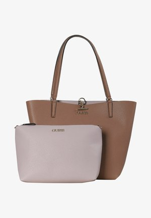 ALBY - Tote bag - sand