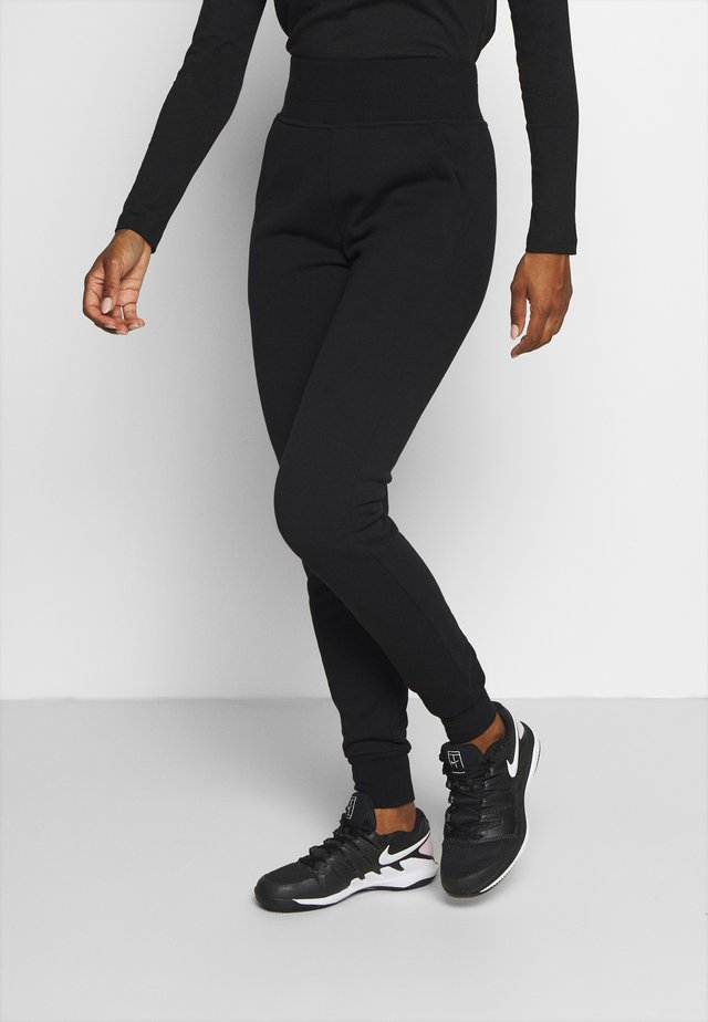 MIKA PANTS - Teplákové kalhoty - black beauty
