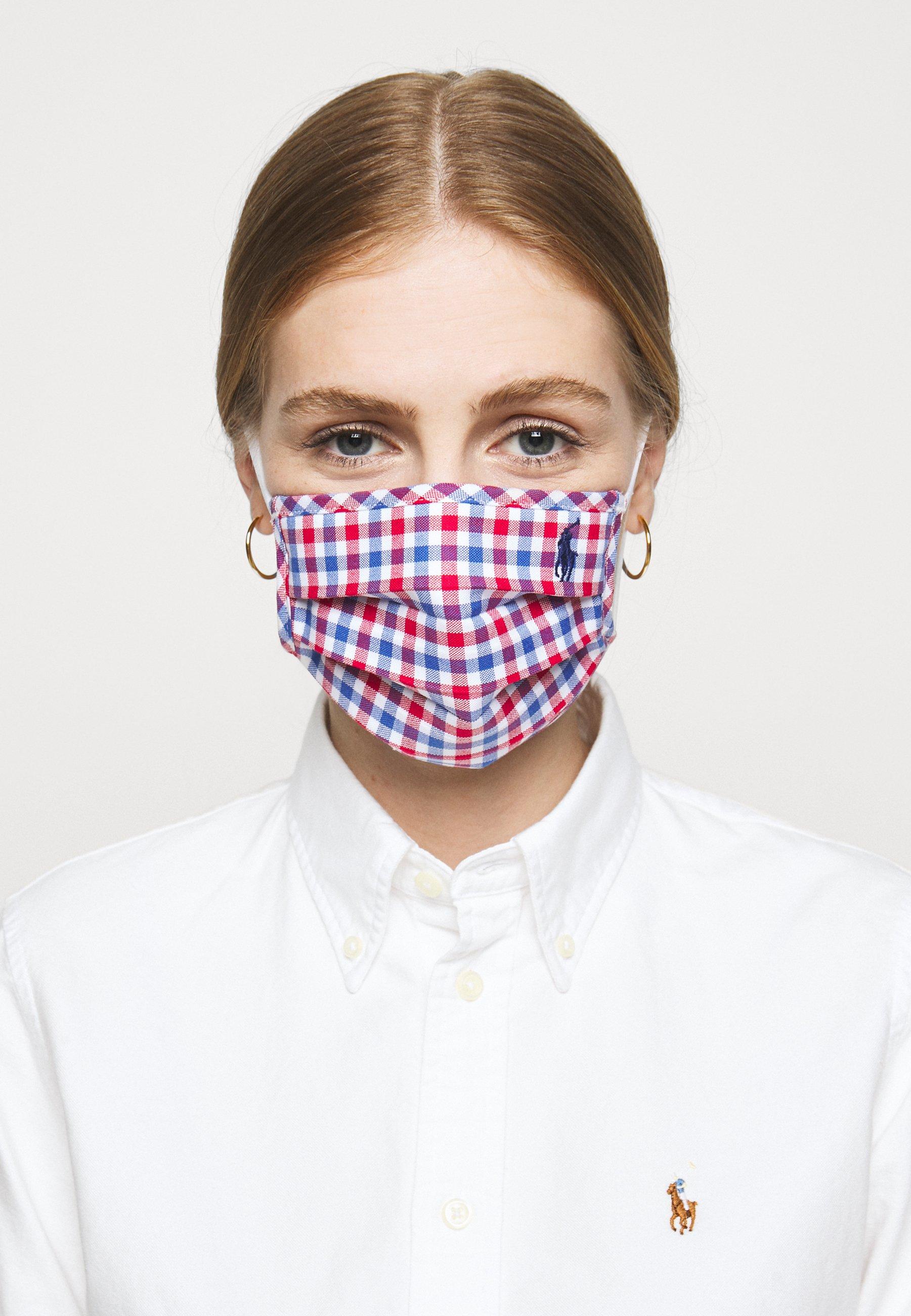 Women OXFORD MASK UNISEX - Community mask