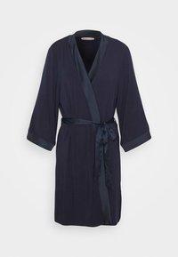 Anna Field - Dressing gown - navy - 4