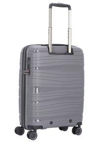Travelite - MOTION 4-ROLLEN - Luggage - grey - 1
