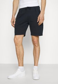 Lindbergh - PIGMENT DYED - Shorts - navy - 0