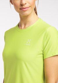 Haglöfs - Basic T-shirt - sprout green - 3