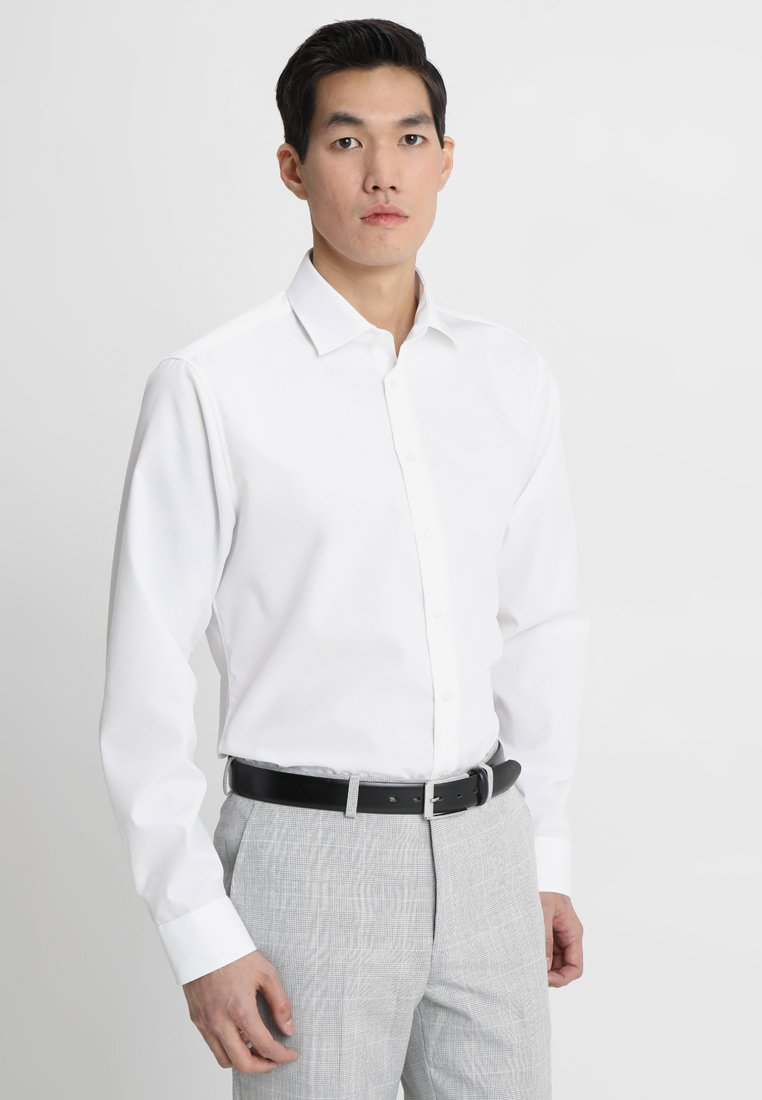 Seidensticker - SHAPED FIT - Formal shirt - weiß