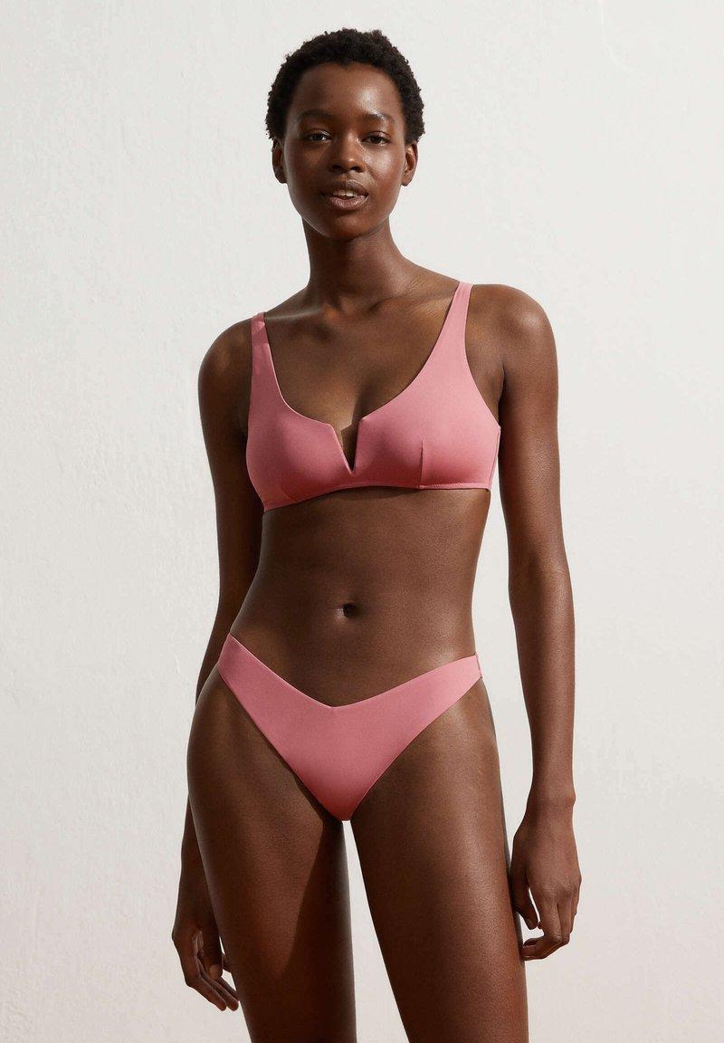 OYSHO - Bikinitop - beige