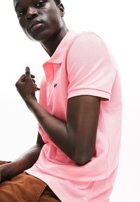 Lacoste - PH4012 - Polo - rose - 2