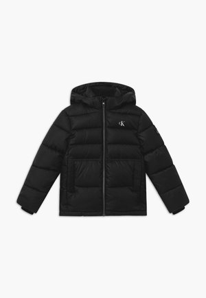 ESSENTIAL PUFFER JACKET - Winterjacke - black