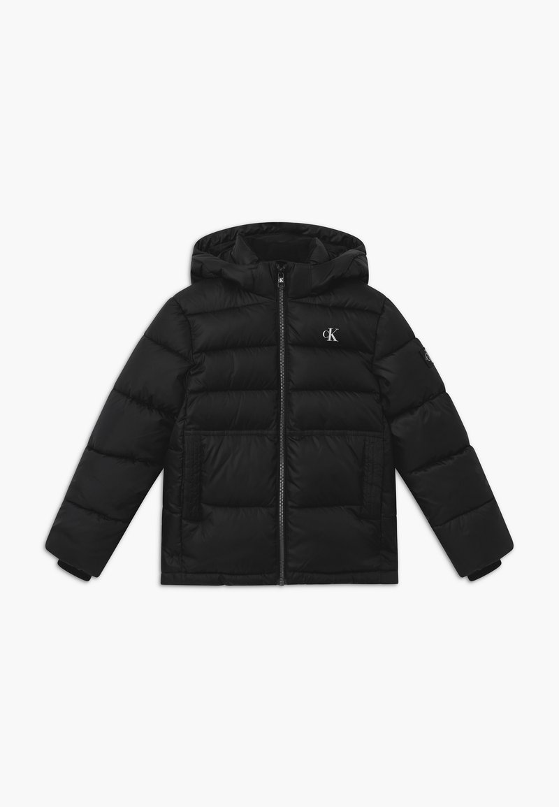 Calvin Klein Jeans - ESSENTIAL PUFFER JACKET - Winter jacket - black