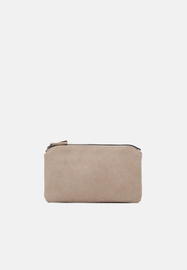 DOUBLE - Pochette - cirrus grey