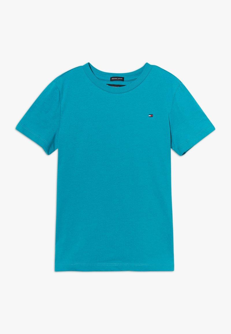 Tommy Hilfiger - ESSENTIAL ORIGINAL TEE - T-shirt basic - blue