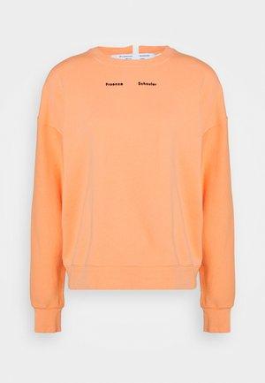 MODIFIED RAGLAN SOLID - Sweater - apricot