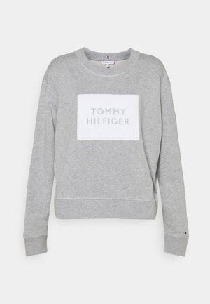 RELAXED BOX  - Mikina - light grey heather