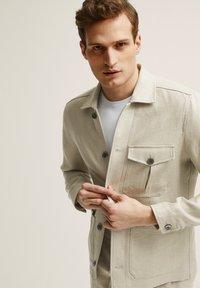 Bläck - Summer jacket - beige - 2