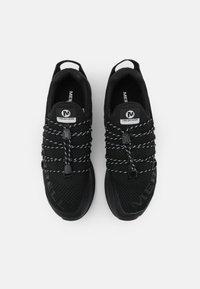 Merrell - LONG SKY SEWN - Chaussures de running - black - 3