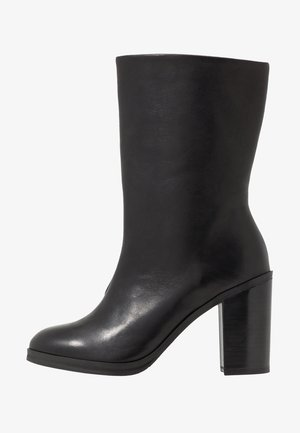 BRIDGE HIGH BOOT - High heeled ankle boots - black