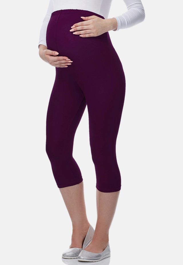 Legging - plum