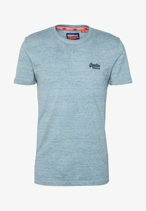 VINTAGE CREW - T-shirt - bas - sky blue