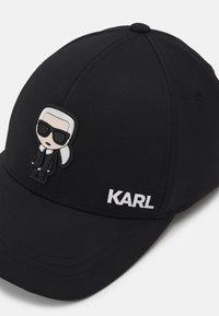 KARL LAGERFELD - UNISEX - Czapka z daszkiem - black - 4
