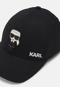 KARL LAGERFELD - UNISEX - Kšiltovka - black - 4