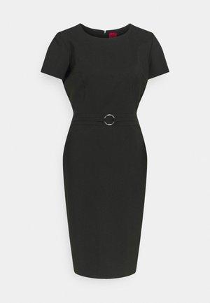KILINA - Jersey dress - black