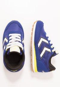 Hummel - REFLEX - Sneakersy niskie - mazarine blue - 0