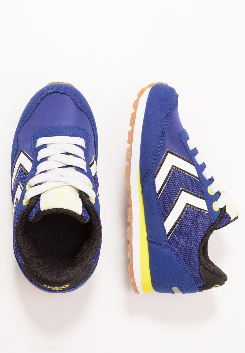 Hummel - REFLEX - Sneakersy niskie - mazarine blue