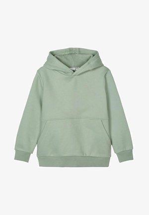 Hoodie - iceberg green