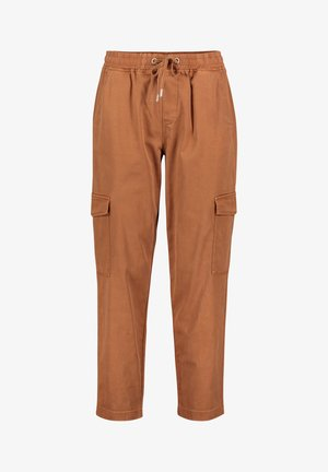 Trousers - walnut
