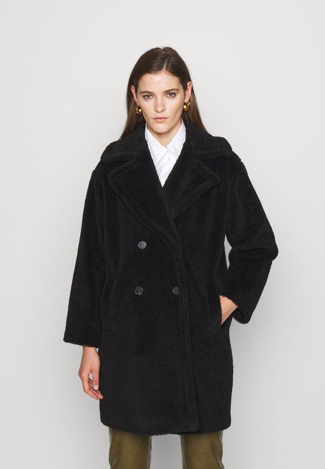 PERAK - Zimní kabát - nero
