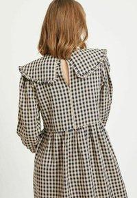 Vila - Day dress - navy blazer - 4