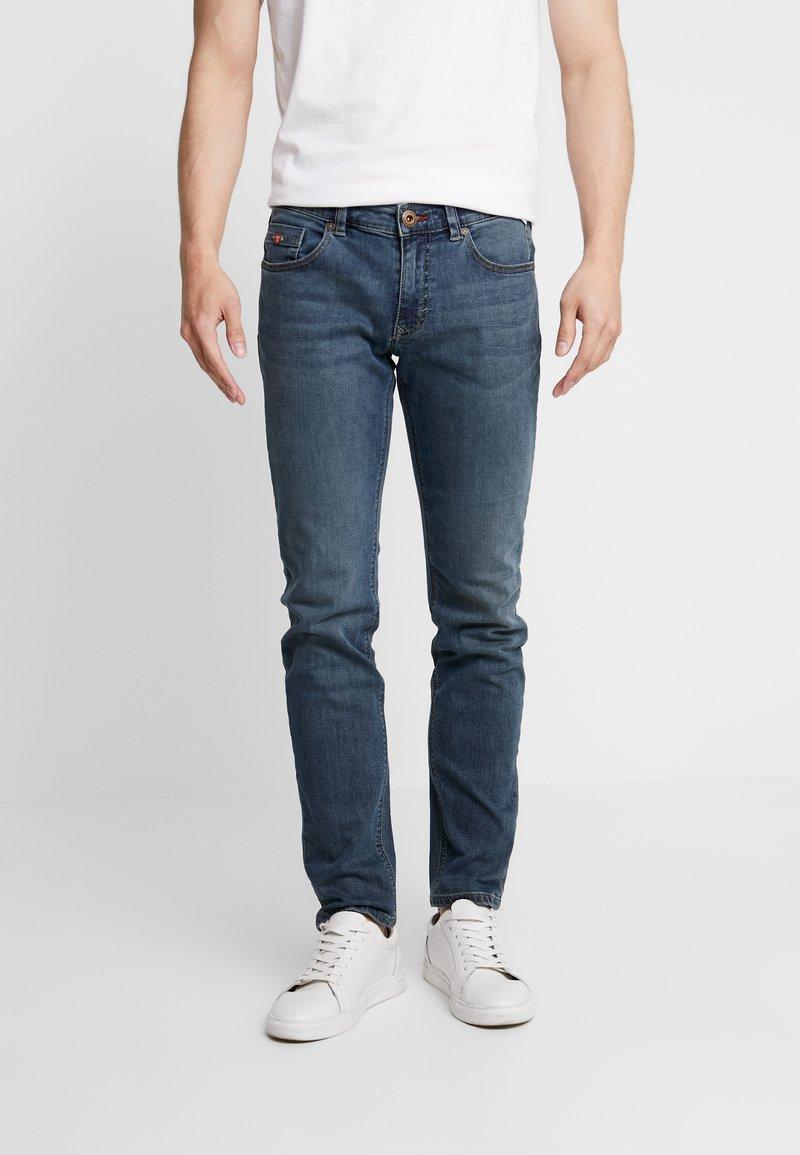Paddock's - DEANVINTAGE - Slim fit jeans - medium stone