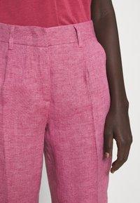WEEKEND MaxMara - MANNA - Trousers - malve - 5