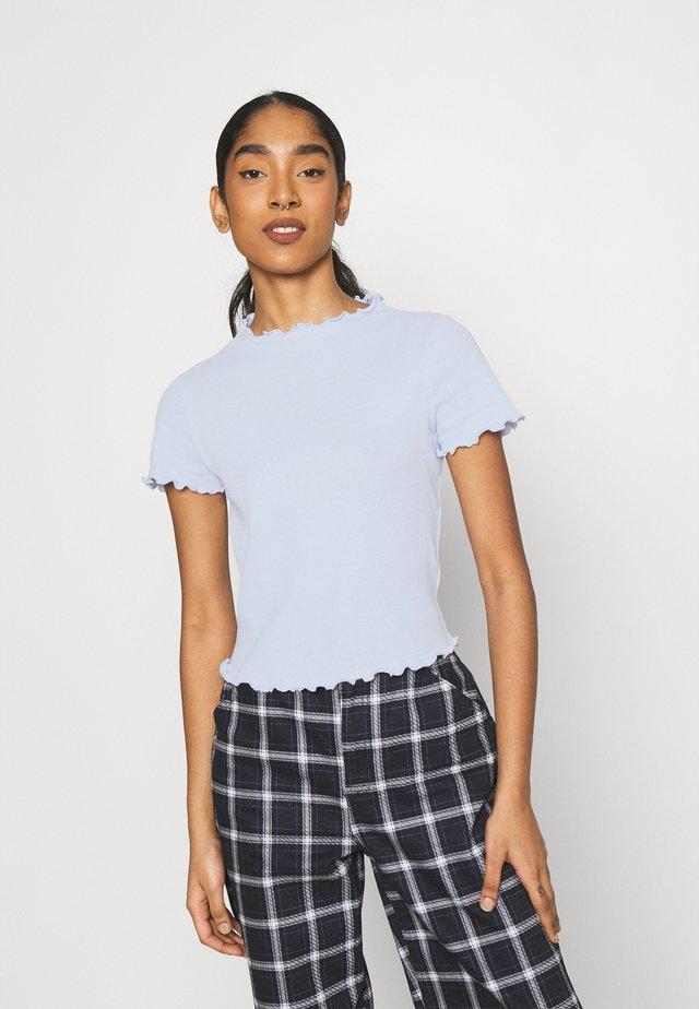 NOVA - T-shirts print - blue light