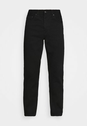 NEWEL PANT MAITLAND - Jeans relaxed fit - black rinsed