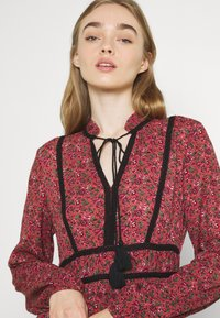 Vero Moda - VMALICE ANCLE DRESS - Maxi dress - marsala/rosey - 3