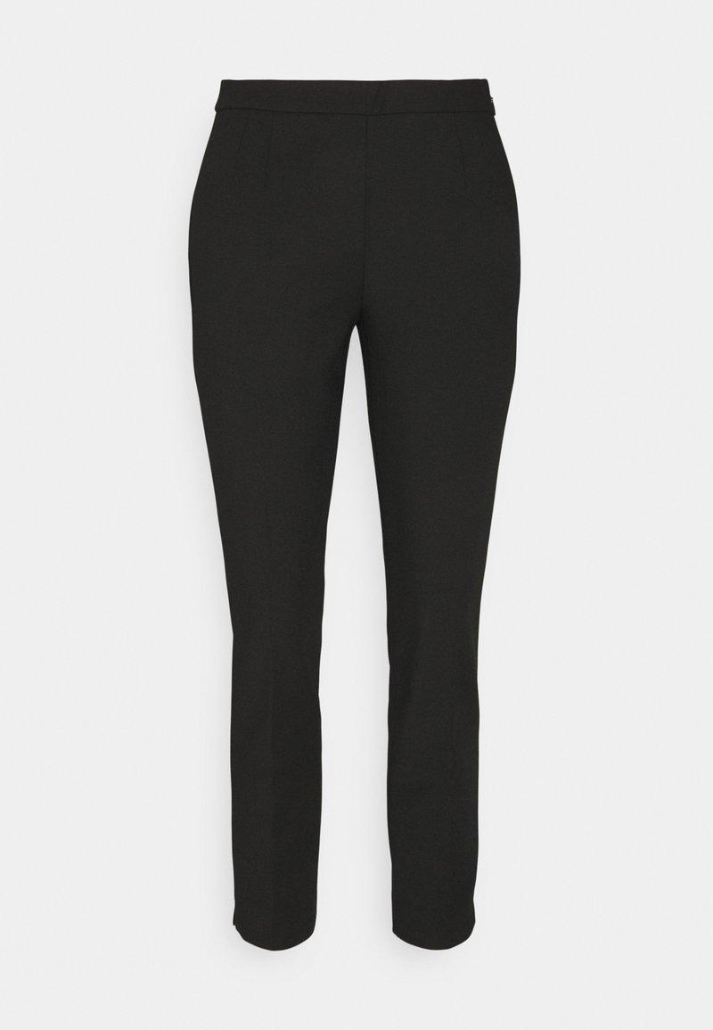 J.CREW - ANVRSY MARTIE PANT - Kalhoty - black