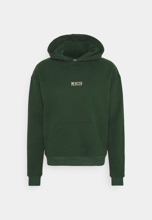 HOODIE - Sweatshirt - dark green